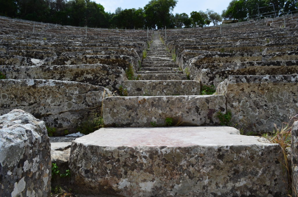 epidauro santuario asclepios